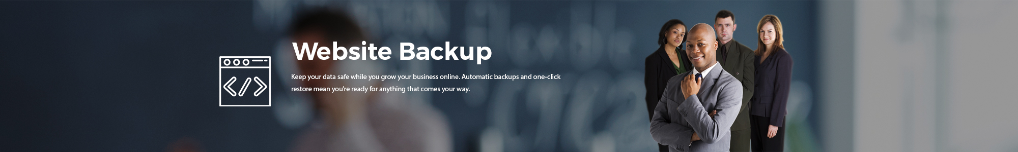 website backup automated cloud backup